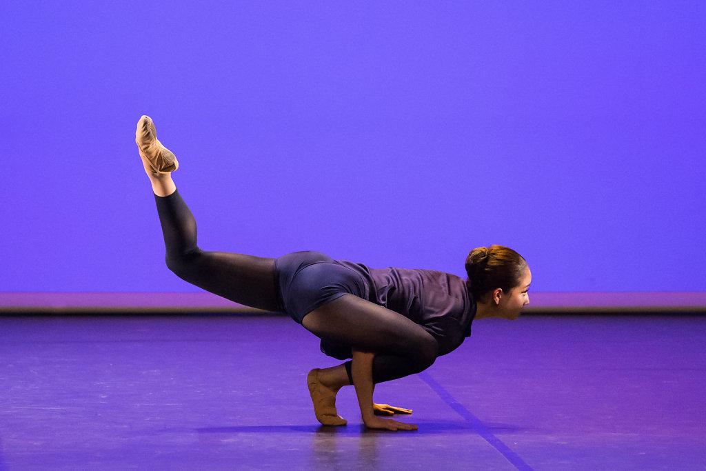 Alina (Madoka Sato, Bronze Tanzolymp 2014, Photo from a performance in Gasteig München)