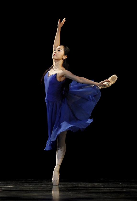 Prelude (2014), Erico Muramoto, Kumamoto Ballet Theater, Japan